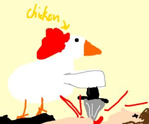 chicken murderer