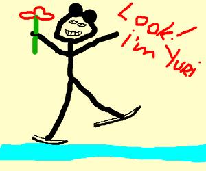 Yuri Katsuki from Yuri on ice