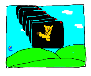 Pikachu computer virus
