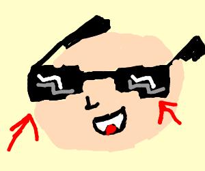 Like a boss sun glasses