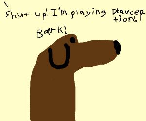 A dog's purpose!