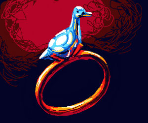 Duckmond Ring