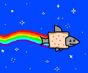 nyan shark