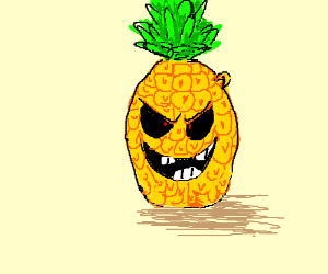 how to tell if pineapple is bad