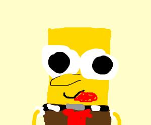 Derpy Spongebob