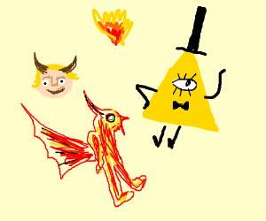 Lovely Demon - Drawception