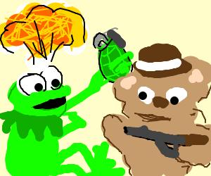 Muppet wars