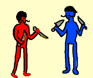 T A B S  (Totally Accurate Battle Simulator) - Drawception
