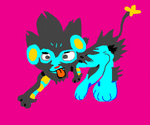 Luxray with some extra chromosomes