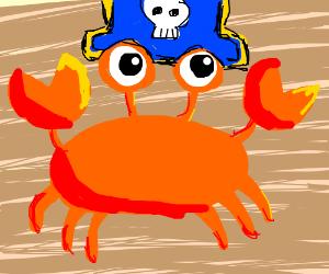 emo crab drawception