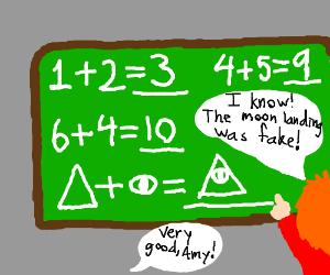 Math conspiracies