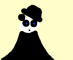 Mysterious Panda