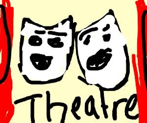 Theatre faces