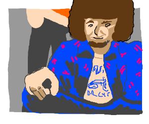 Bob Ross Dylan