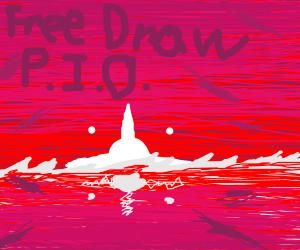 free draw - pass it on