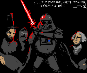 Death Vader > Any US president ever