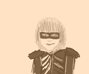 """Old West version of Hit-Girl from """"Kick-Ass."""""""