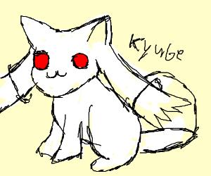 Kyube (madoka magica)