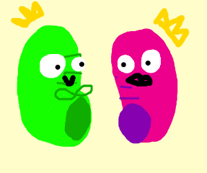 cosmo and wanda are ballet slippers