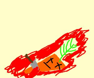 carrot murderer