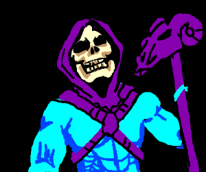 Skeletor (gritty reboot edition)