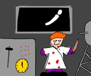 Dexter Morgan and Dexter's Laboratory combo