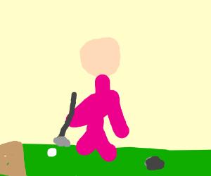Swedish Mini Golf
