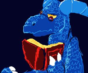 intellectual dragon