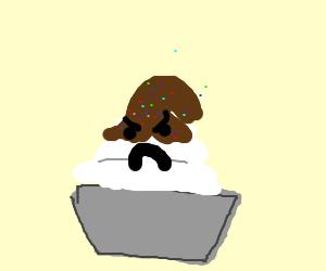 angry sundae
