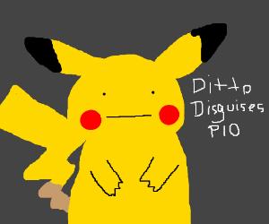 Ditto Disguises P.I.O