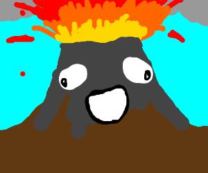 derp volcano