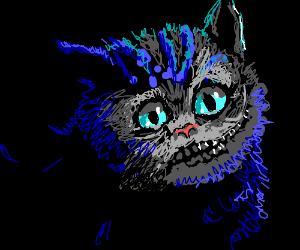 Tumblr Drawings Alice In Wonderland Cat Cheshire Cat Drawing