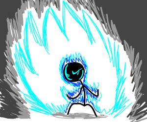 how to show the fury. Stickman