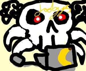Skull Crawlers (google it)