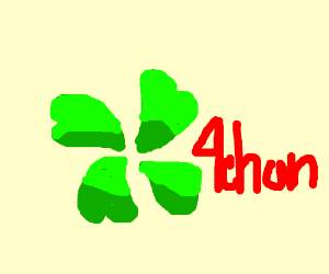 4chan logo - Drawception