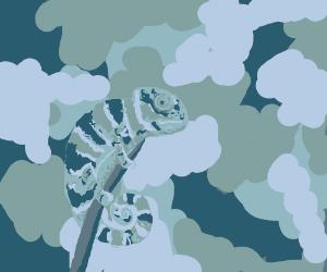 Camouflaging Chameleon
