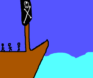 the pirates are coming