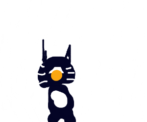 cat penguin