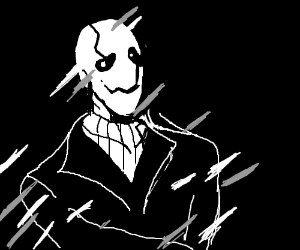 Gaster (Undertale) SKIP if you don't know
