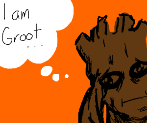 Groot's life choices