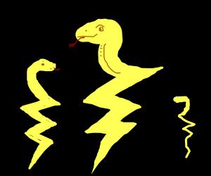 Lightning Snake