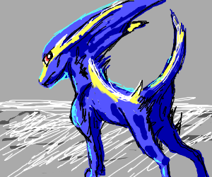 Shiny Manectric