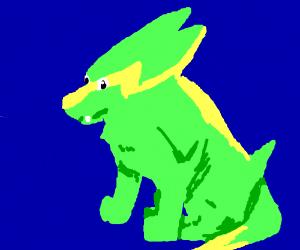 Electrike from Pokémon
