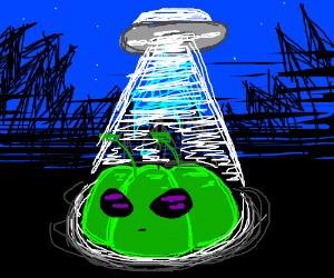 Alien jelly