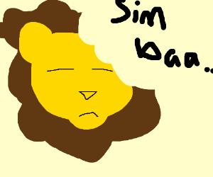 Edible Lion