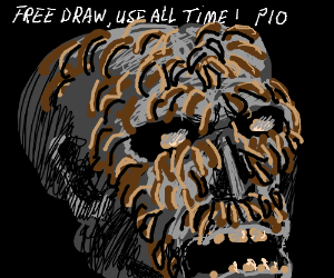 free draw, use all time! PIO?