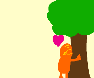 the lorax loves trees