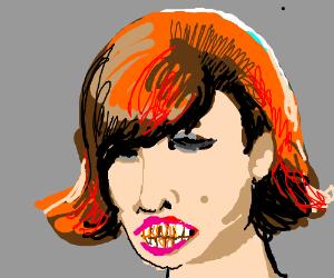 Ginger Vitus
