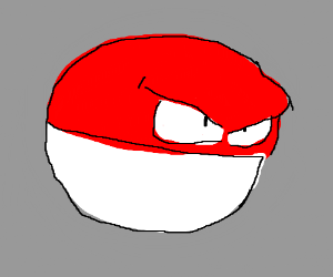 red and white pokemon