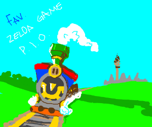 Your favorite Zelda game (P.I.O.)